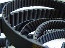 Conventional Wrapped V-Belts