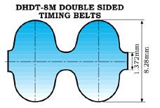 D/&D PowerDrive 1904-8M-50 Timing Belt